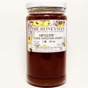 Arizona Raw Honey, Mesquite