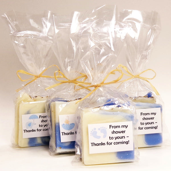 Baby Boy Shower Favors