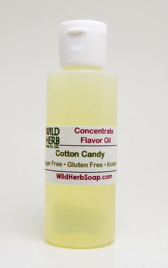Cotton Candy Flavor Oil, Concentrate