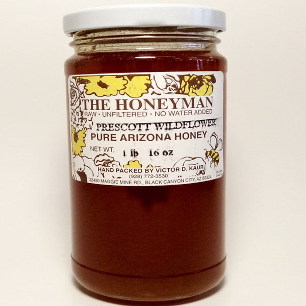 Arizona Raw Honey, Pine Wildflower