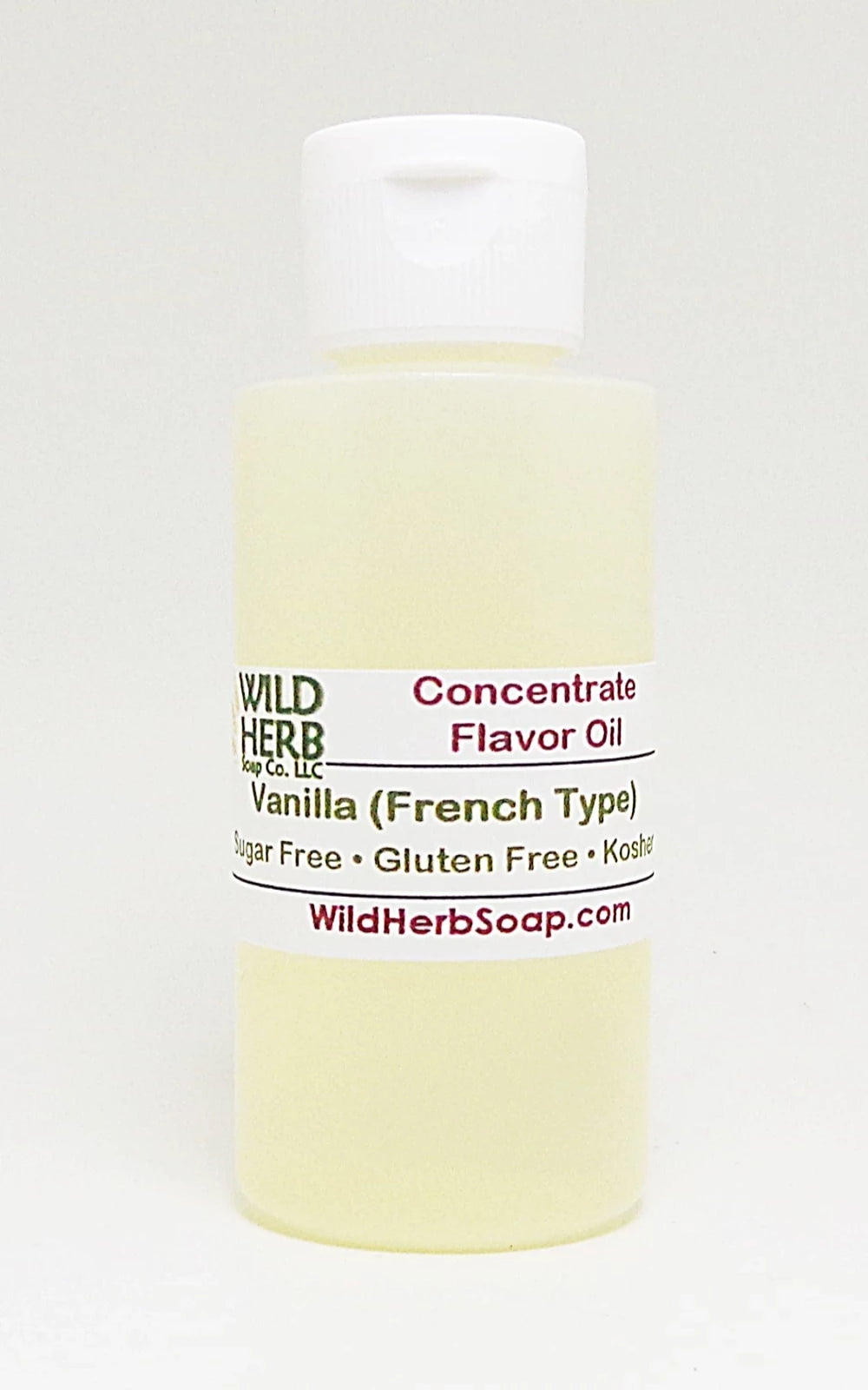 French Vanilla Flavor Oil, Concentrate