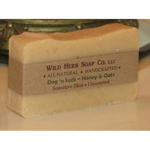 Dog 'n Suds - Honey and Oats Natural Soap