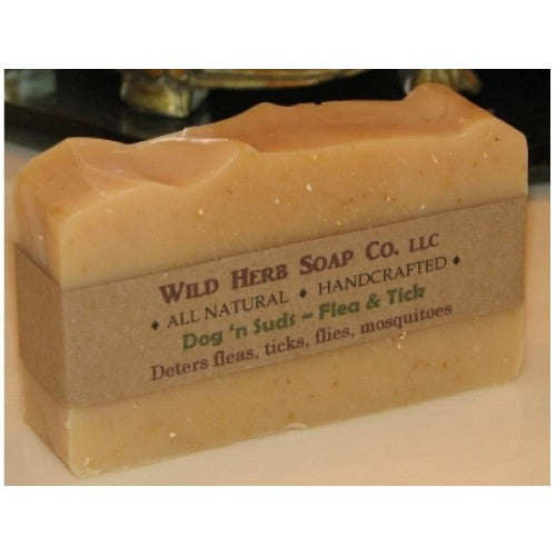 Dog 'n Suds - Flea and Tick Natural Soap