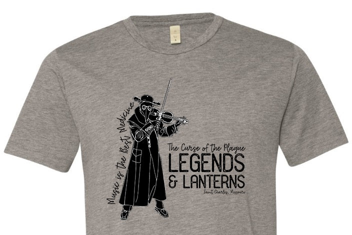 Legends & Lanterns Curse of the Plague T-Shirt