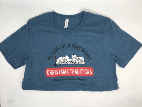 Very Merry Christmas Traditions T-Shirt