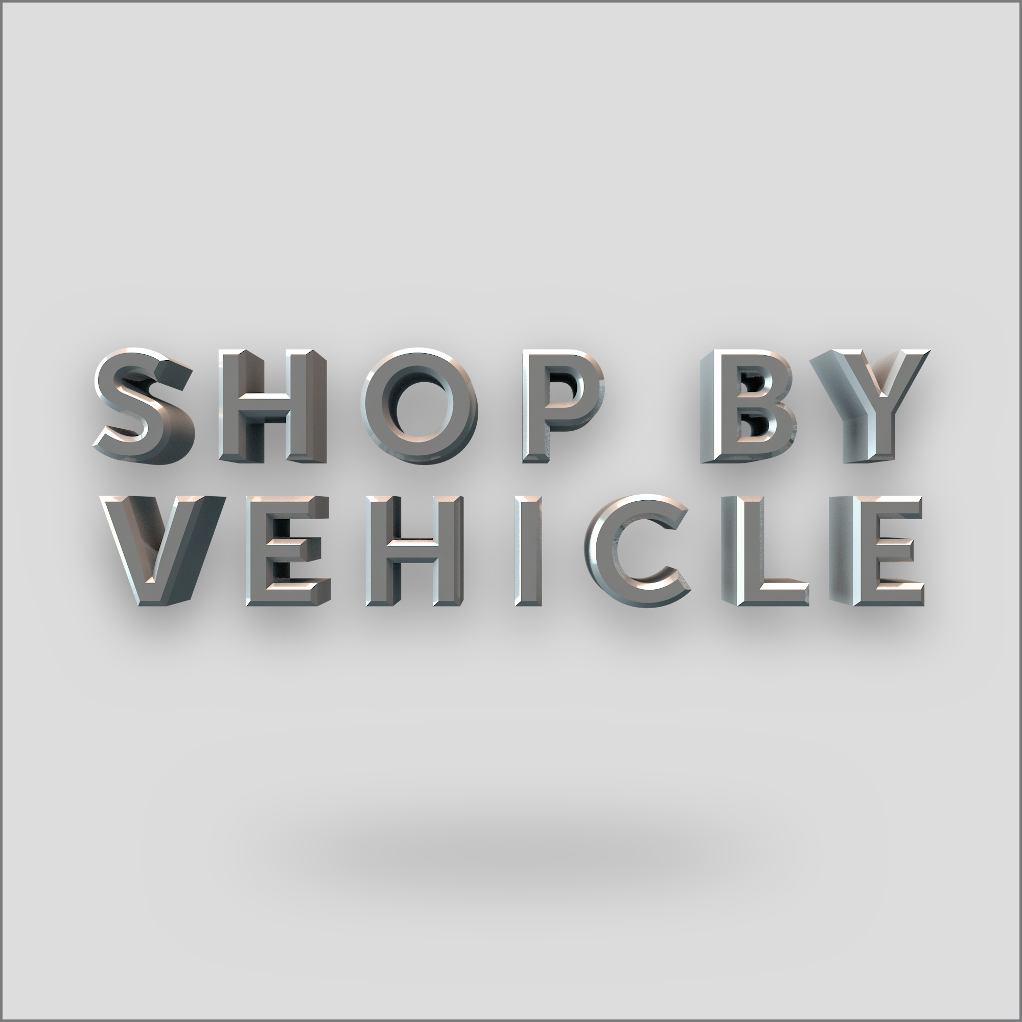 Shop By Vehicle