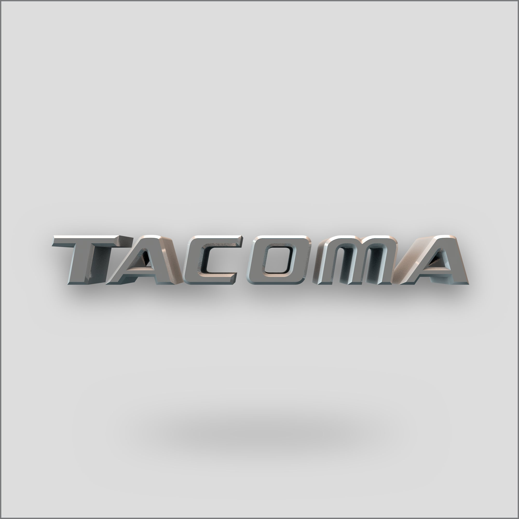 TACOMA PATCHES