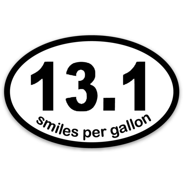 13.1 Smiles Sticker