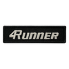 4Runner Black Name Tape Patch