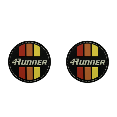 4Runner Retro Circle Ranger Eye Patches