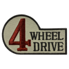 4 Wheel Drive Patch