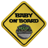 Baby On Board Patch