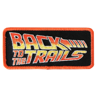 Back to the Trails Patch