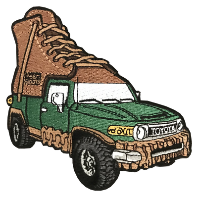 Boot Mobile FJ