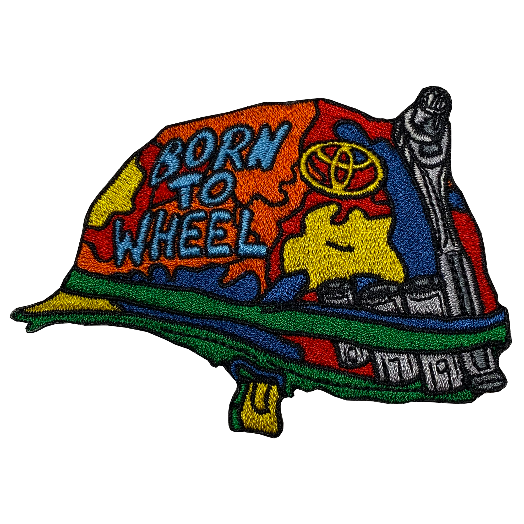 Born to Wheel v11