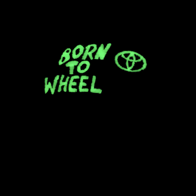 Born to Wheel Classic Patch