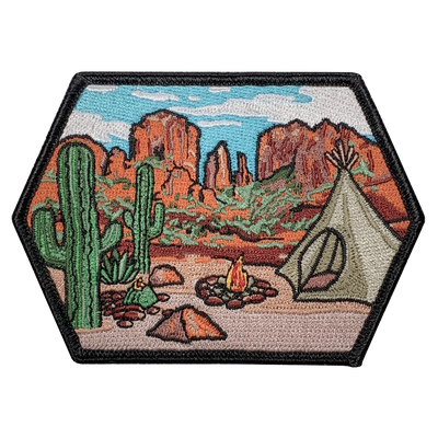 Camp Fire v9 Patch