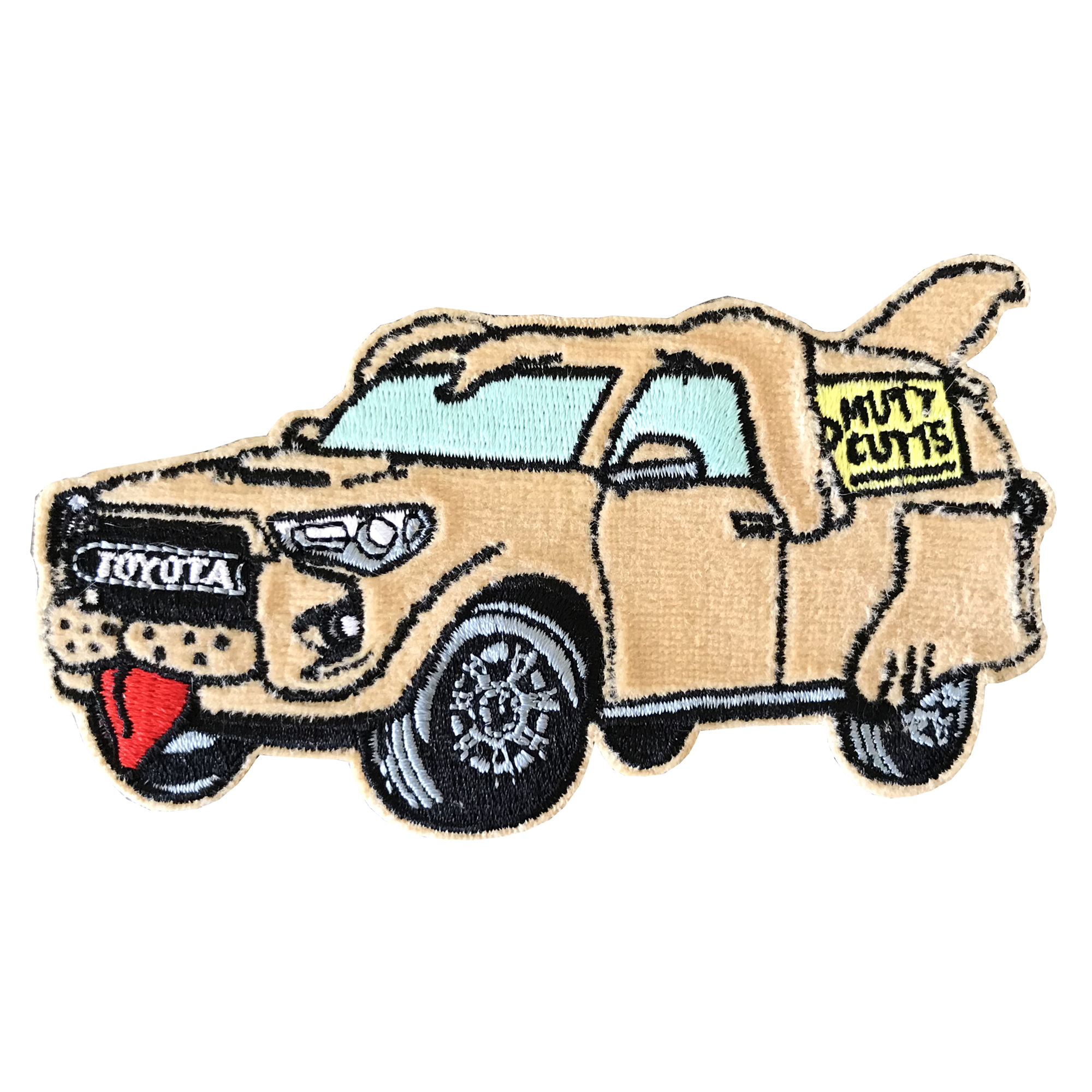 Dumb and Dumber 4Runner Patch