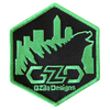 GZila Logo v1 Patch