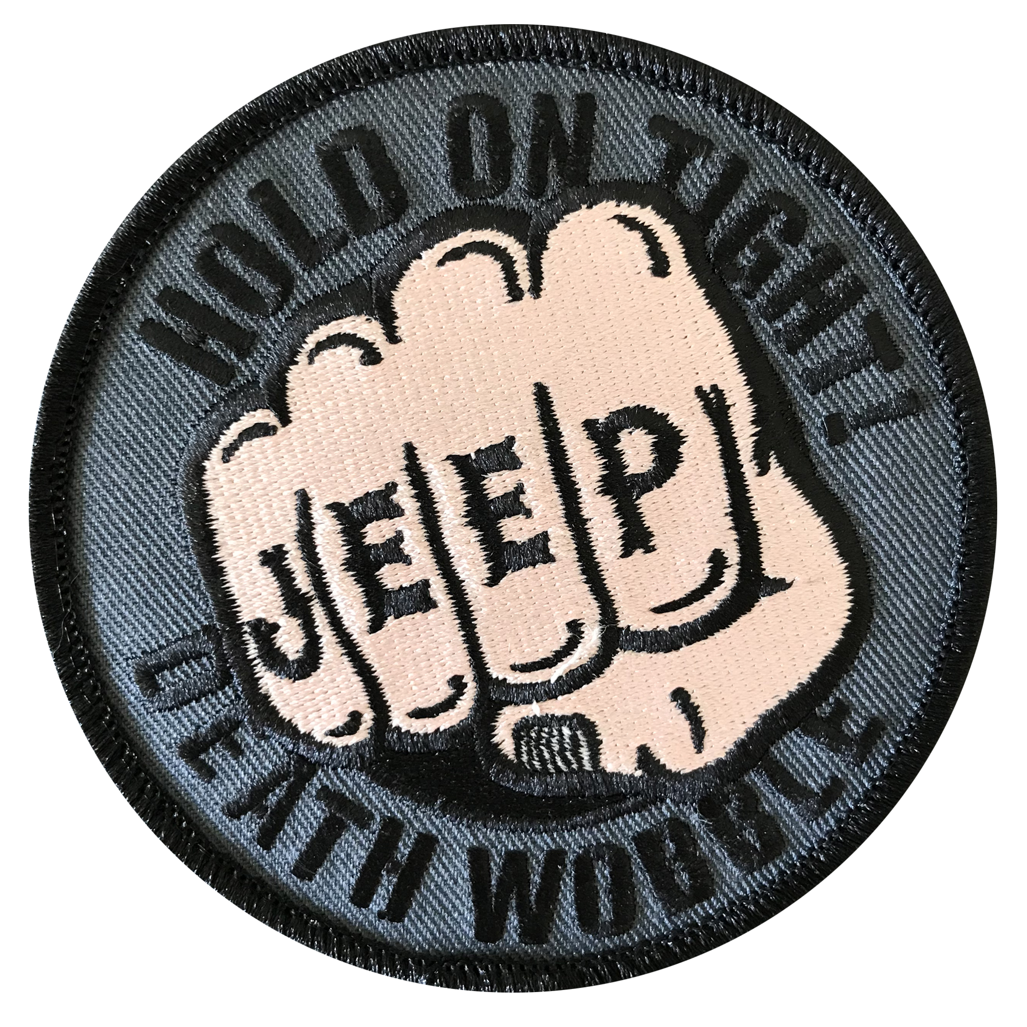 Jeep Knuckles Patch