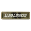 Land Cruiser Camo Name Tape Patch