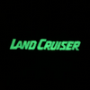 Land Cruiser Retro Circle Patch