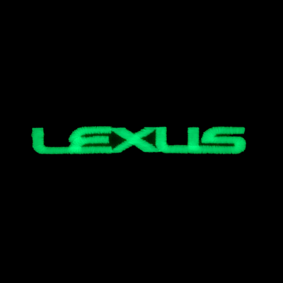 Lexus Camo Circle Patch