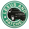 Lexus and Patches GX Patch