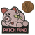 Patch Fund Piggy Bank Patch