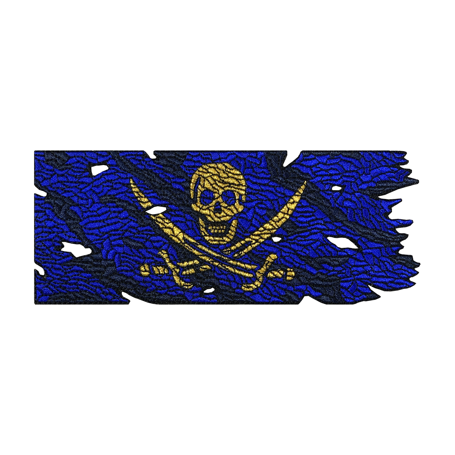 Pirate Flag v1.5 - Blue Jack Patch