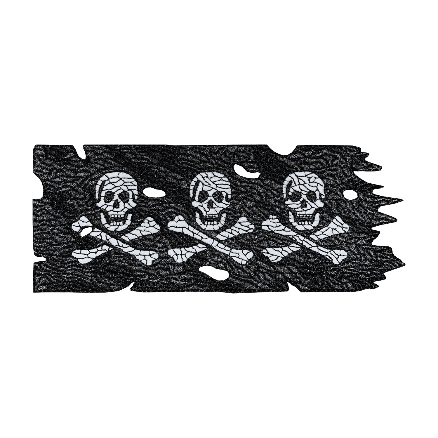 Billy One Hand Pirate Flag [v3] Patch