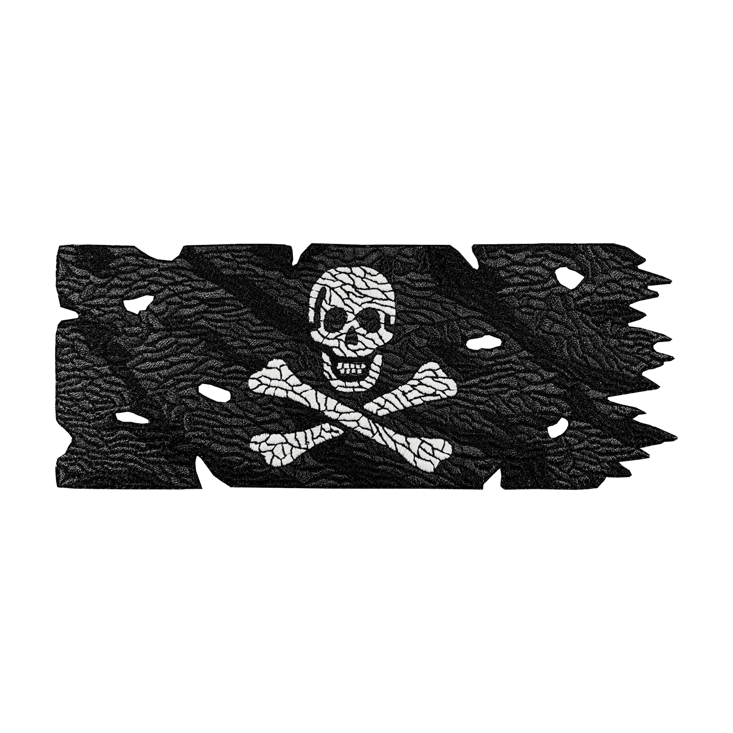 Black Sam Pirate Flag [v5] Patch