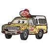 Pizza Planet Truck Patch