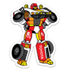 Robot Ivan Sticker