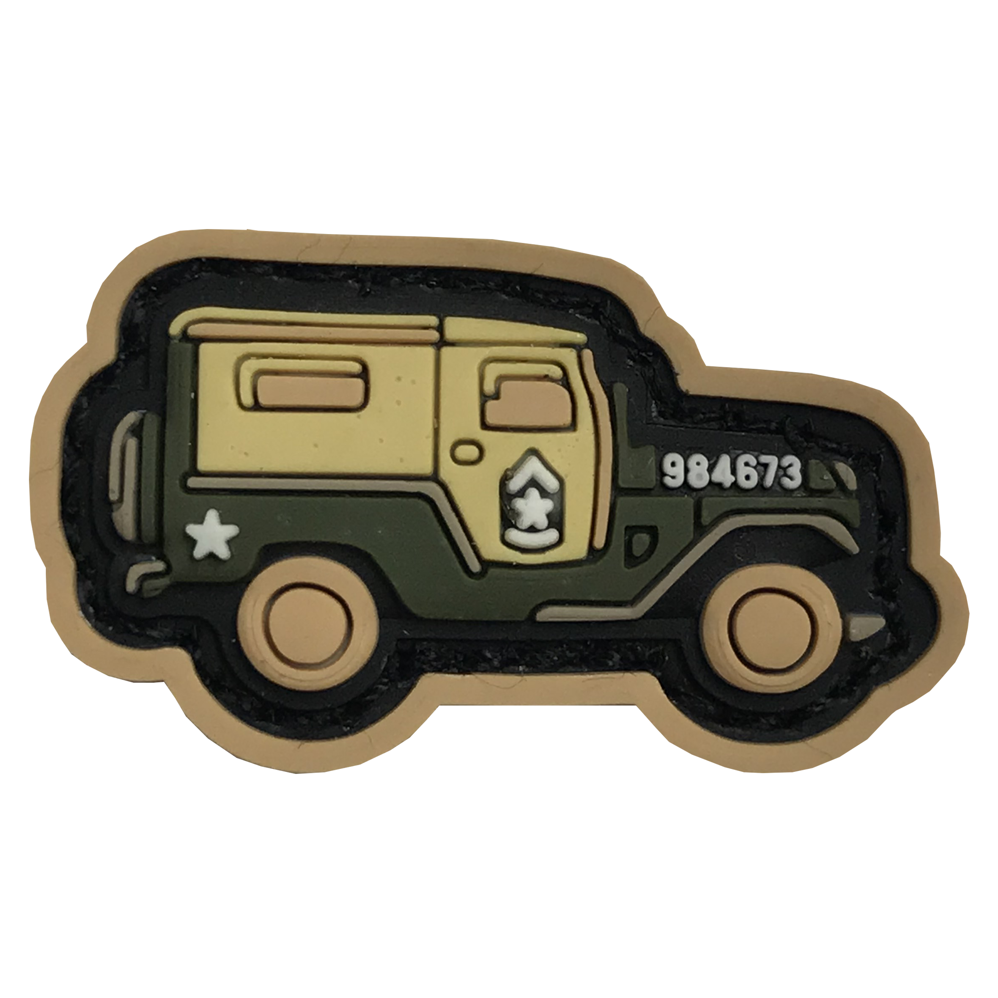 Sarge FJ40 Cracker
