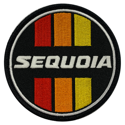 Retro Sequoia Circle