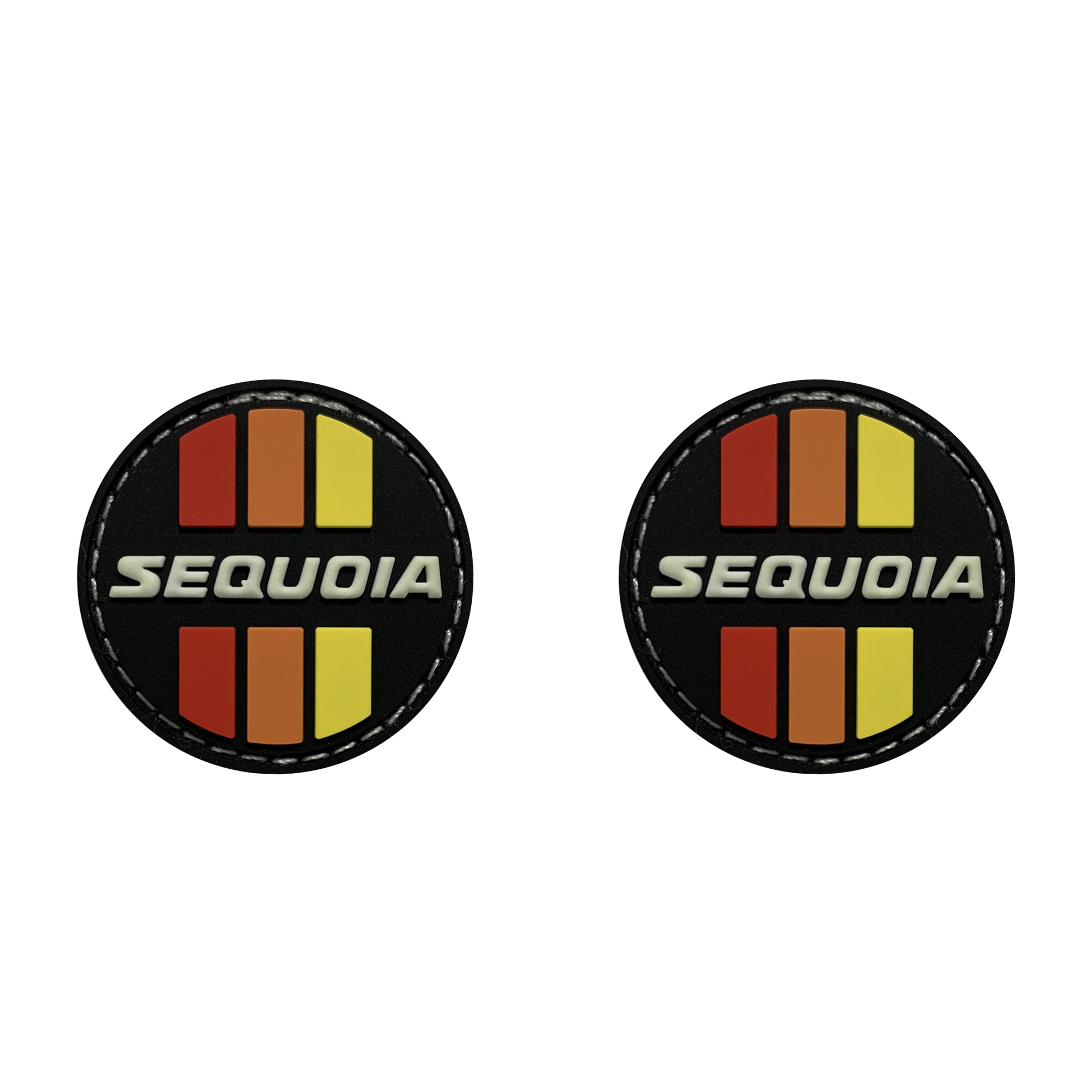 Sequoia Retro Circle Ranger Eye Patches