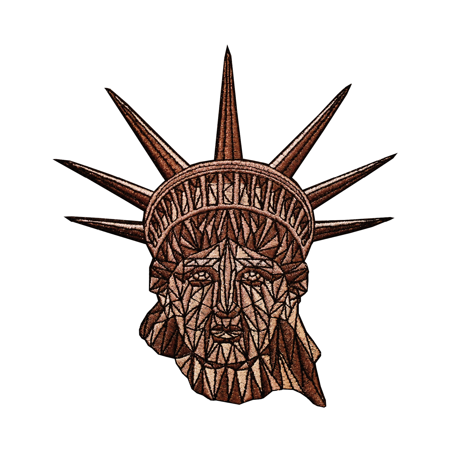 Statue Of Liberty Copper Patch