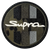 Supra Black Camo Circle Patch