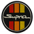 Supra Retro Circle Patch