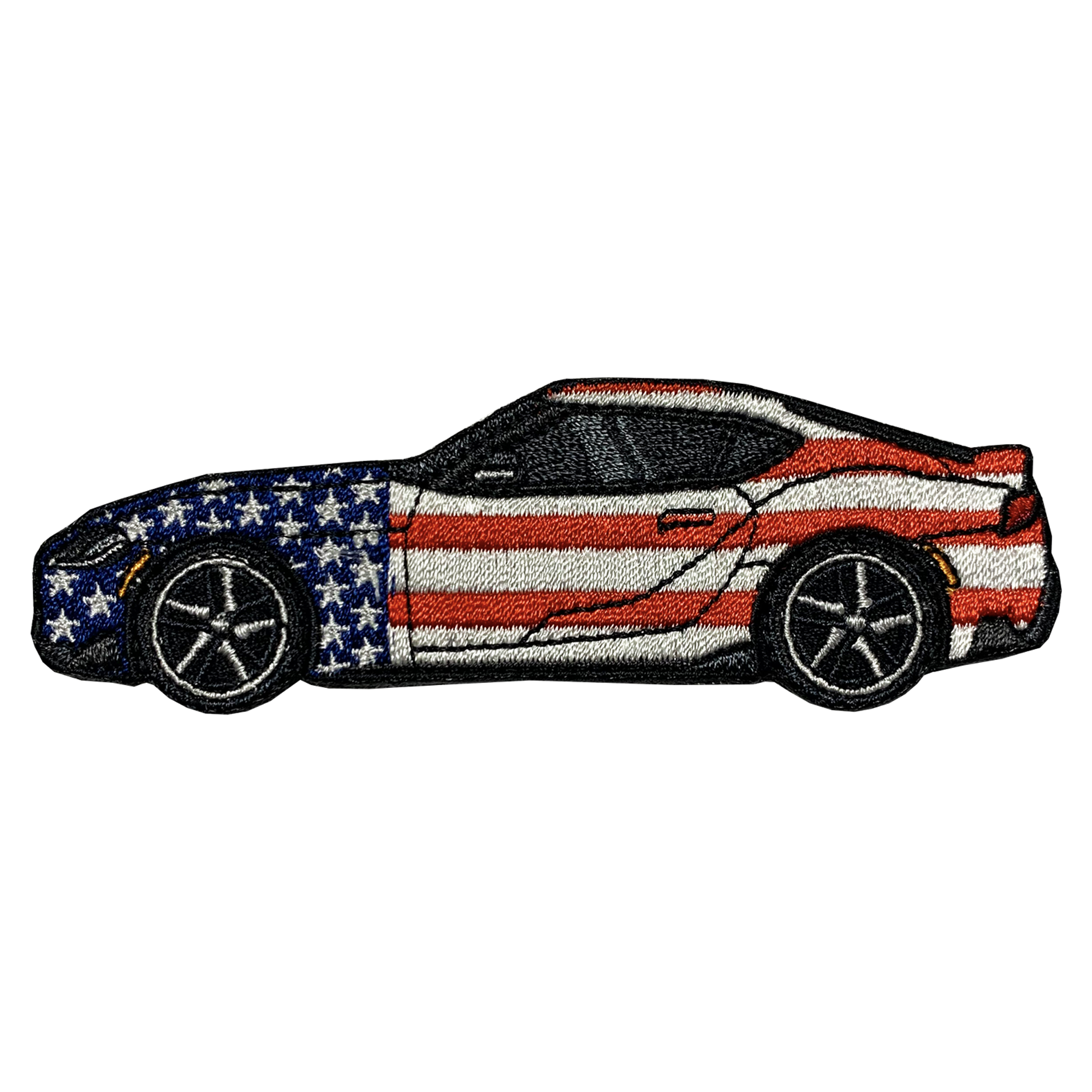 Supra Patriotic Patch
