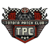 TPC Logo Patch