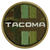 Tacoma Camo Circle Patch