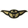 Toyoda Gold Patch