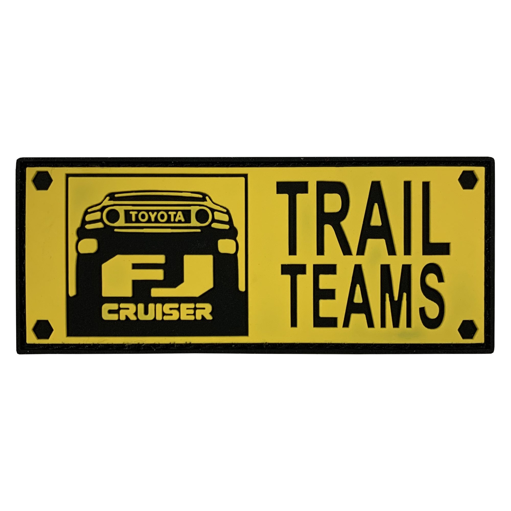 Trail Teams Patch