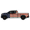 Tundra Double Cab Patriotic Patch