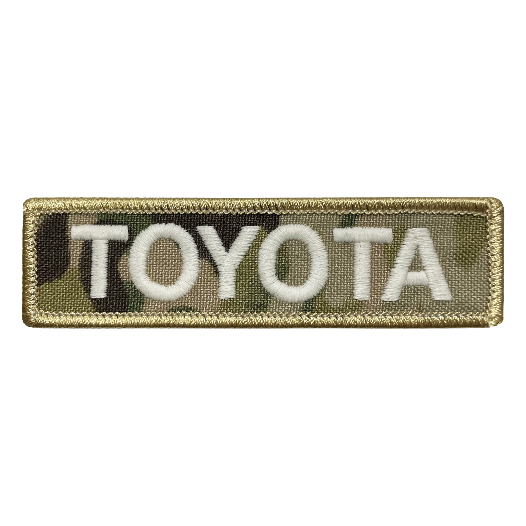 Yota Camo Name Tape Patch