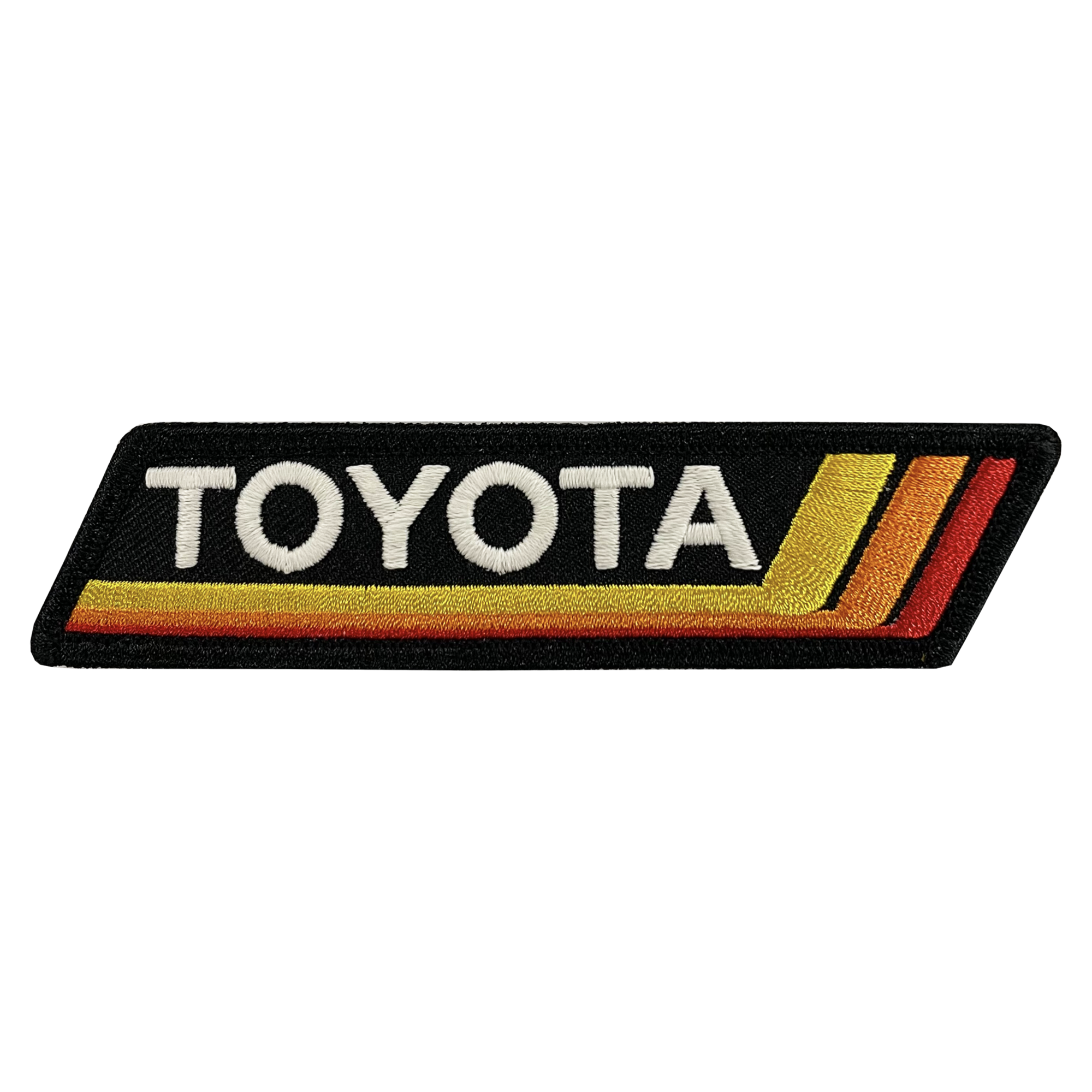 Yota Retro Stripes Patch