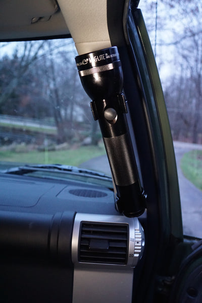Maglite Mount XL for FJ Cruiser