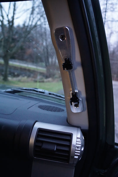 Maglite Mounts for FJ